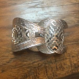 Jewelry - Western Silver Stretch Bracelet